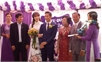 Nguyễn Tiến Minh - Vũ Thị Trang tổ chức lễ cưới tại Bắc Giang