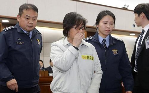 Bạn thân, Tổng thống, Hàn Quốc, cáo buộc, tham nhũng