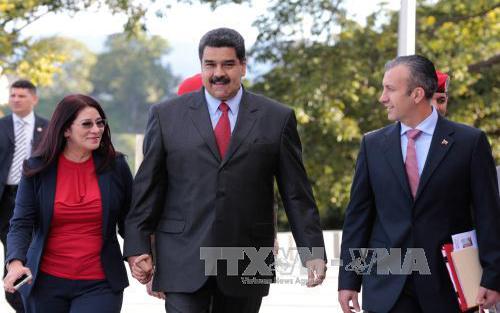 Tòa án tối cao, Venezuela, bác bỏ, quyền bãi nhiệm, Tổng thống, Quốc hội