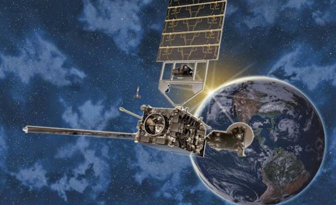 Sử dụng, vệ tinh, phục vụ, phòng, chống, thiên tai