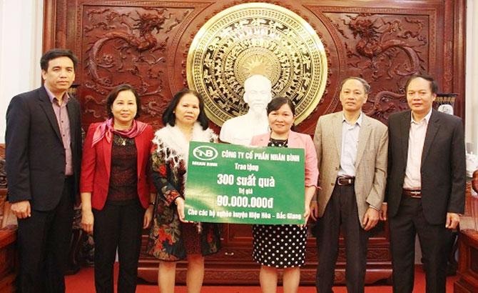 Phó Chủ tịch UBND tỉnh, Nguyễn Thị Thu Hà, quà tết, Hiệp Hòa