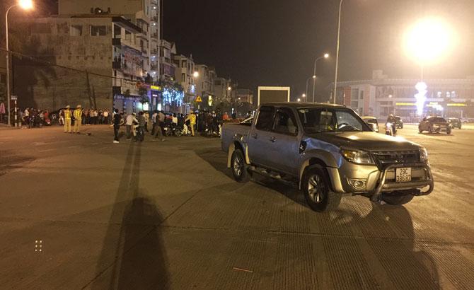 Tai nạn, giao thông,  Hoàng Văn Thụ, Bắc Giang