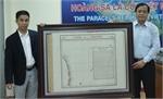 Da Nang receives ancient map confirming Vietnam's sovereignty over Hoang Sa