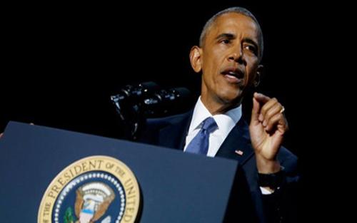 Ông Obama, thúc giục, người trẻ tuổi, tự tin, bản thân