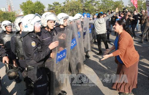 Thổ Nhĩ Kỳ, bắt giữ, 60 doanh nhân,  liên hệ, Giáo sĩ, Gulen