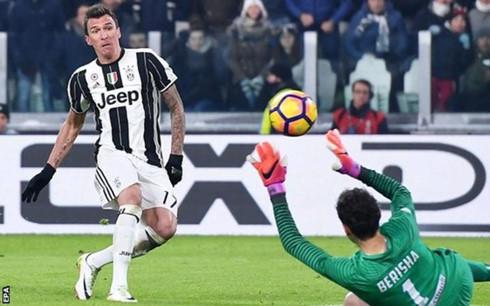 Juventus, Fiorentina, giành vé, tứ kết, cúp Quốc gia Italia