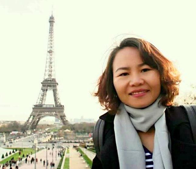 Dựng nghiệp, với 0 đồng, Trịnh Thị Hà, Giám đốc, Công ty Du lịch,  khám phá Đông Dương xanh