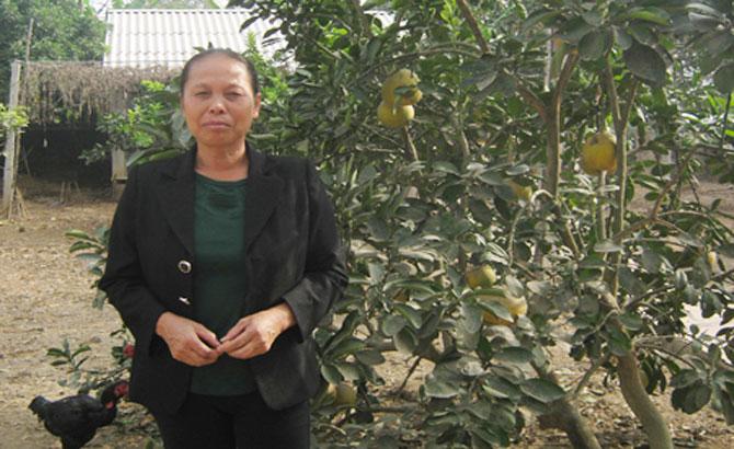 Câu chuyện thoát nghèo của chị Đặng Thị Mai