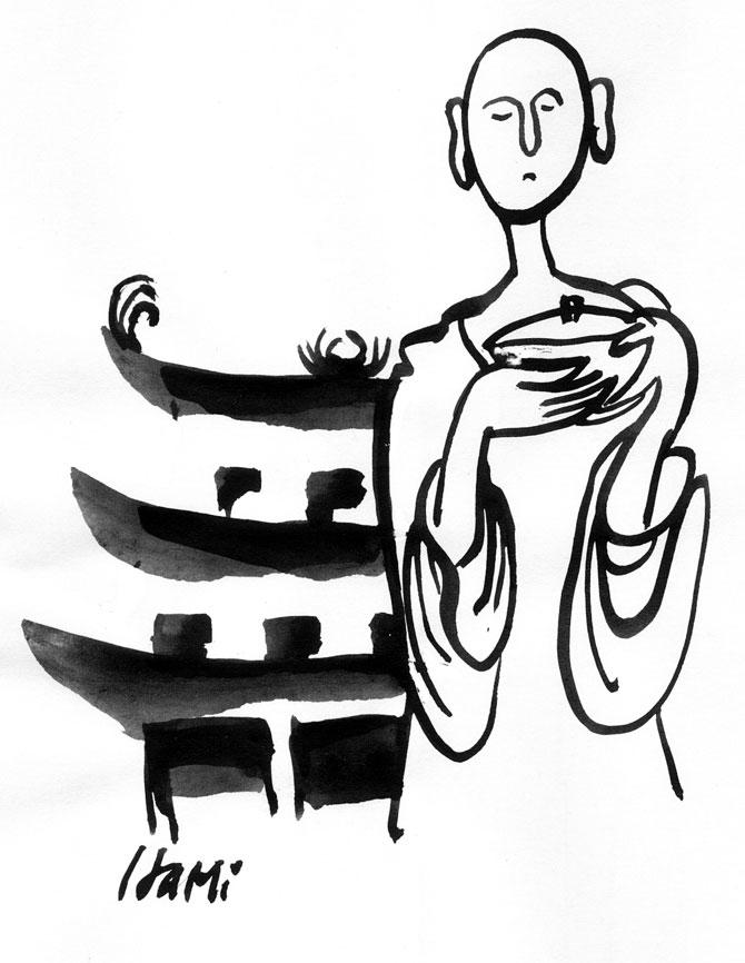 Bữa cơm, chay nhà Phật