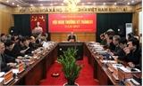 Bắc Giang: Triển khai các nhiệm vụ trọng tâm phát triển KT-XH năm 2017