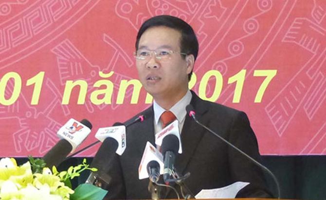 Hội nghị báo chí toàn quốc triển khai nhiệm vụ năm 2017
