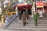 Công an tỉnh Bắc Giang: Chủ động các phương án bảo vệ Tết