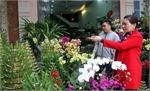 Nhộn nhịp phố hoa