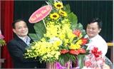 Phó Chủ tịch Thường trực UBND tỉnh Lại Thanh Sơn kiểm tra công tác vận tải hành khách dịp Tết