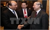 Thủ tướng đối thoại với các CEO trong lĩnh vực công nghệ thông tin