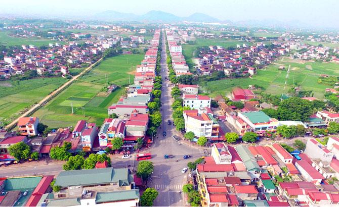 Lục Nam - Vùng đất anh hùng vững bước đi lên