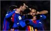 """Barcelona phá """"lời nguyền,"""" đặt một chân vào bán kết Cúp Nhà Vua"""