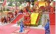 Tái hiện không gian dâng hương tại điện Kính Thiên