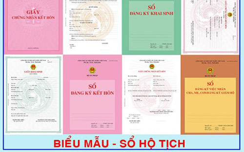 Chương trình, hành động, quốc gia, đăng ký, thống kê, hộ tịch