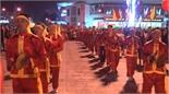 Bắc Giang: Ấn tượng Lễ hội đường phố đêm Giao thừa