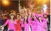 Bắc Giang: Tưng bừng đón chào năm mới