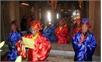 Lễ tế mở cửa đền Xương Giang