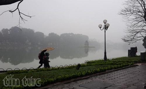 Tháng 2, miền Bắc, rét đậm, Tây Nguyên, Nam Bộ, mưa, trái mùa