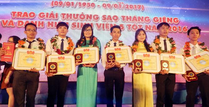Trần Thị Hải Yến, Sao Tháng Giêng