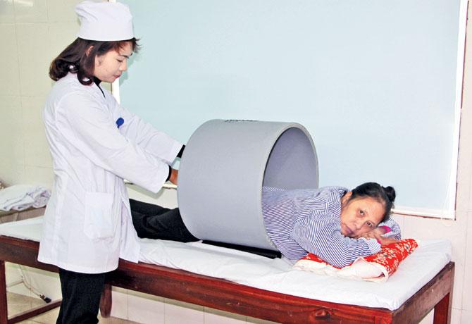 Bệnh viện, Phục hồi, chức năng, Bắc Giang, bệnh viện, đầu ngành