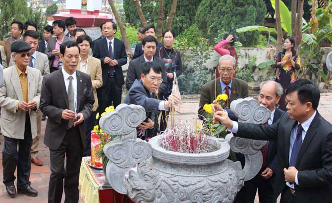 590th anniversary of Can Tram-Ho Cat-Xuong Giang victory marked