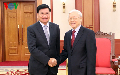 Tổng Bí thư, Thủ tướng, Lào, Thongloun Sisoulith