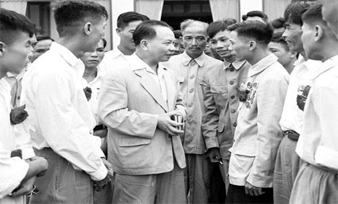 Đồng chí Trường Chinh, Nhà lãnh đạo, kiệt xuất, cách mạng, Việt Nam