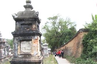 Đầu năm vãn cảnh chùa Bổ Đà