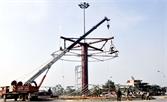 Việt Yên: Hơn 8 tỷ đồng xây dựng hệ thống chiếu sáng đô thị