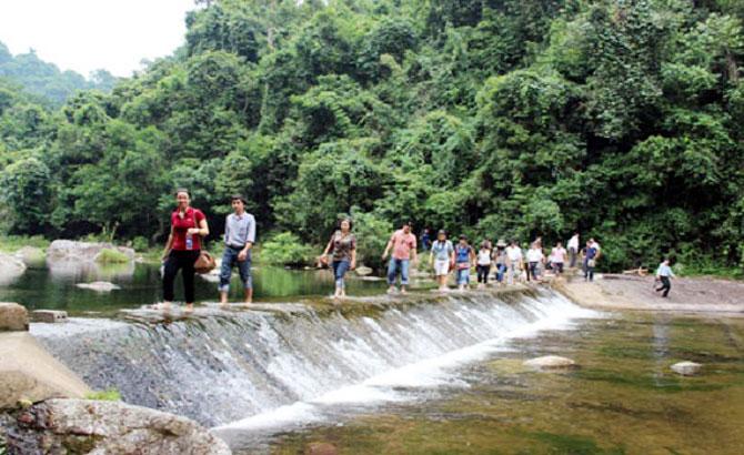 Hỗ trợ phát triển du lịch cộng đồng tại xã An Lạc