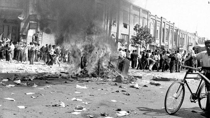 Giải mã, tuyệt mật, vụ đảo chính, quân sự, lật đổ, Chính phủ IRan, năm 1953