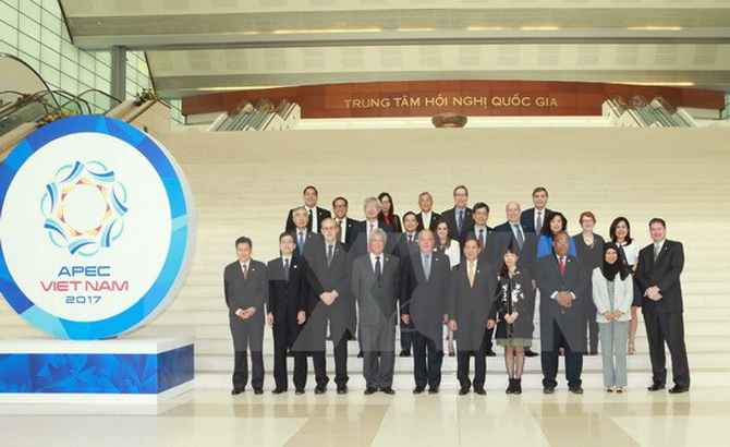 Đại biểu, tham dự, hội nghị, APEC, Khánh Hòa