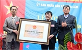 Chùa Xuân Biều được công nhận di tích lịch sử - văn hóa cấp tỉnh