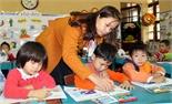 Thực hiện Đề án xây dựng cơ sở vật chất giáo dục mầm non: Chủ động nguồn lực hỗ trợ