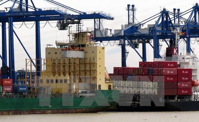 Tháng Một, Việt Nam,  4,3 tỷ USD, nhập khẩu, hàng hóa,  Trung Quốc