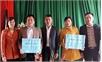Quỹ Bảo trợ trẻ em tỉnh Bắc Giang: Tài trợ máy điều hòa cho trường học, trạm y tế xã