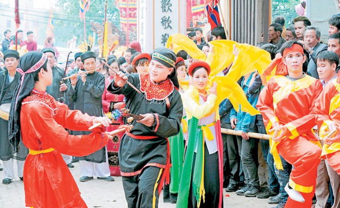Bac Giang's spring festivals spotlight cultural identity