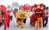 Múa lân sư rồng - nét đẹp văn hóa hội xuân