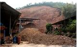 Sản xuất gạch ngói: Vi phạm khai thác nguyên liệu tràn lan