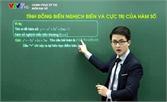 Thầy giáo Lại Tiến Minh: Hạnh phúc là được đứng trên bục giảng