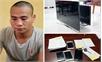 Làm rõ đối tượng gây ra 8 vụ trộm cắp