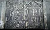 Giá trị bản khắc  ở chùa Bổ Đà