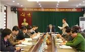 Giám sát việc thực hiện Luật Thanh tra giai đoạn 2014- 2016 tại huyện Hiệp Hòa