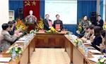Bắc Giang: Đảng ủy khối Doanh nghiệp tỉnh và Sở Công thương ký thỏa thuận phối hợp công tác