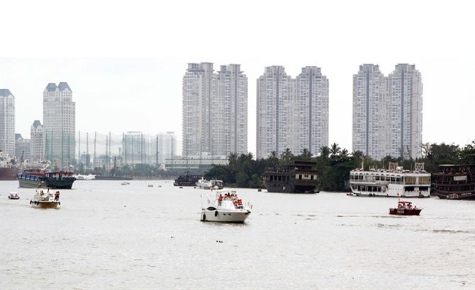 Ho Chi Minh City to launch first river-bus service